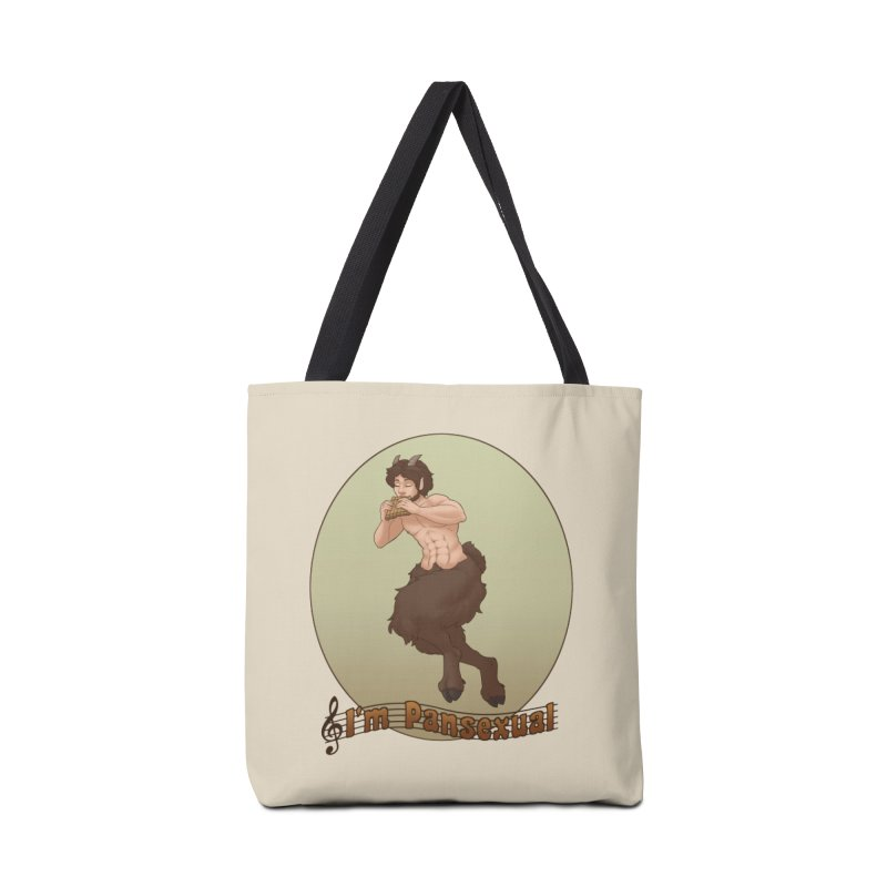 Pansexual Accessories Tote Bag Bag by farorenightclaw's Shop