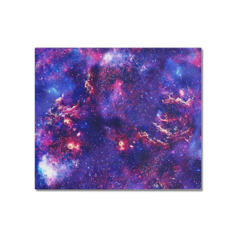Warp Speed Home Mounted Acrylic Print by Far Out Sky - A Popular Ventures Company