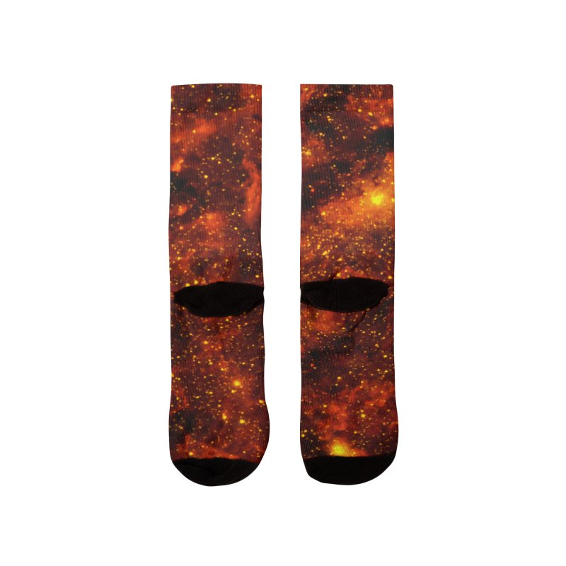 Tiger Eye Men's Socks by Far Out Sky - A Popular Ventures Company