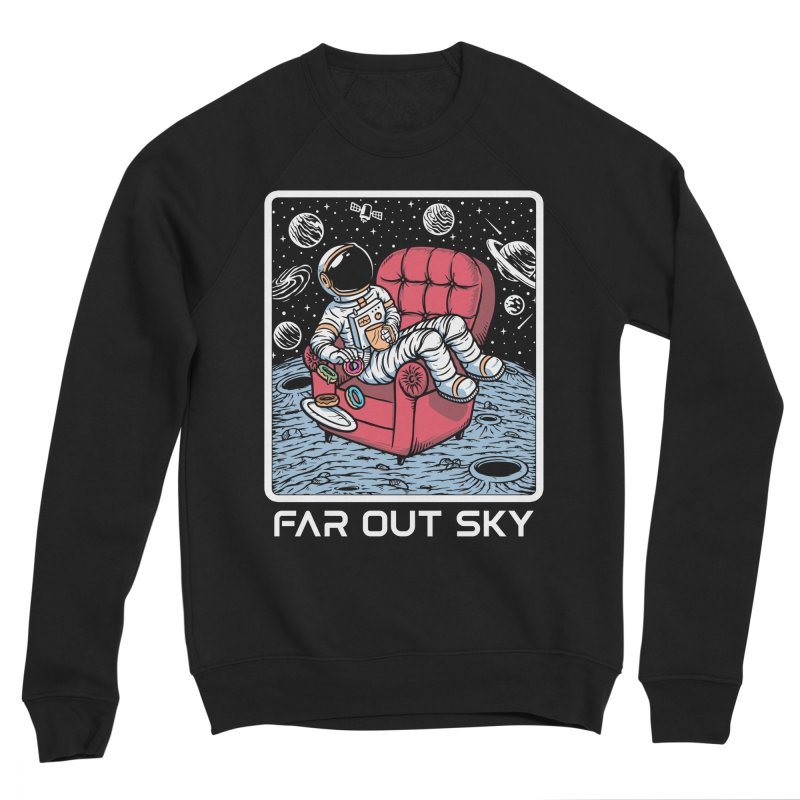 Men's None by Far Out Sky - Space For Your Space