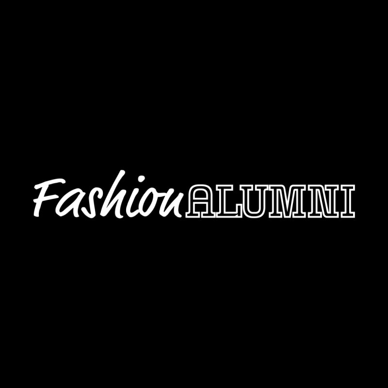 Choose White Logo Design by Fashion Alumni's Artist Shop