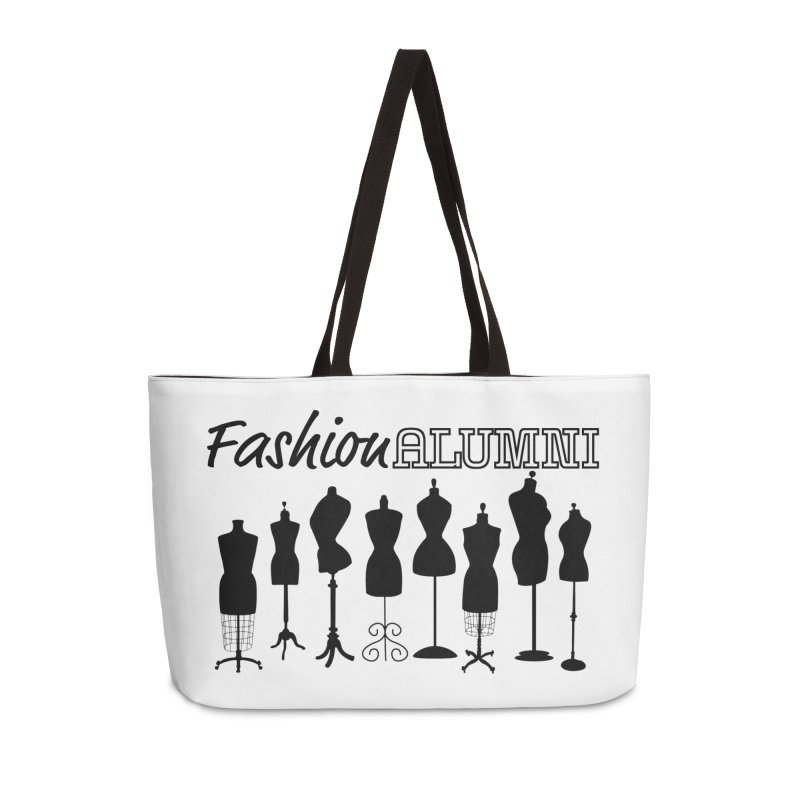 Design Your Freedom Accessories Bag by Fashion Alumni's Artist Shop