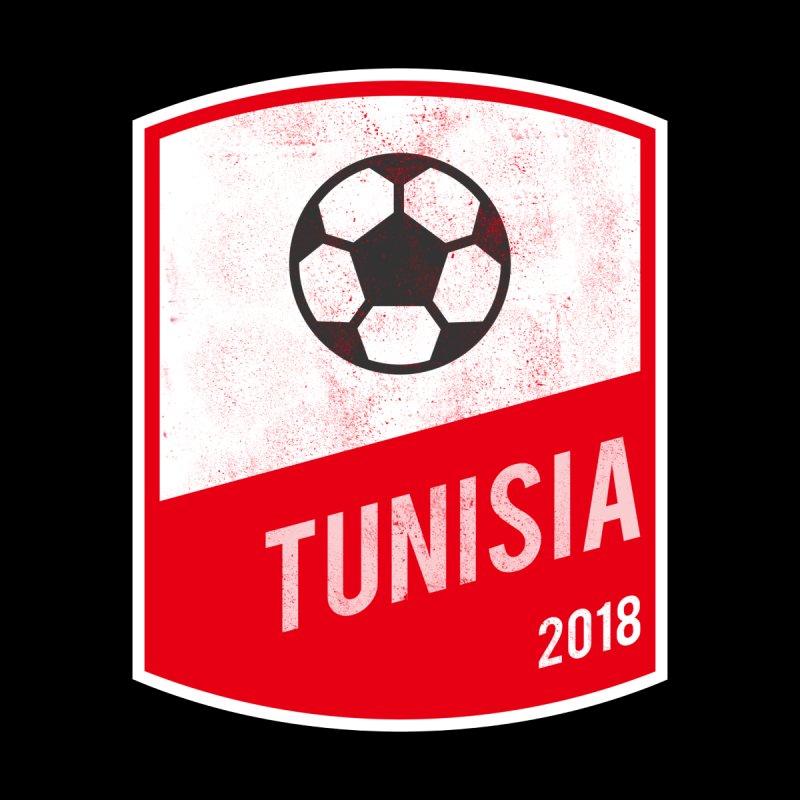 Tunisia Team - World Cup - Russia 2018 Men's T-Shirt by fashioncrimson's Shop