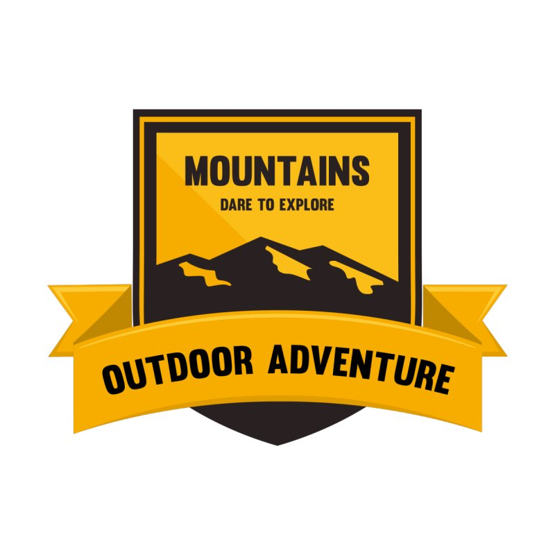 Mountains Dare to explore T-shirt Men's T-Shirt by fashioncrimson's Shop