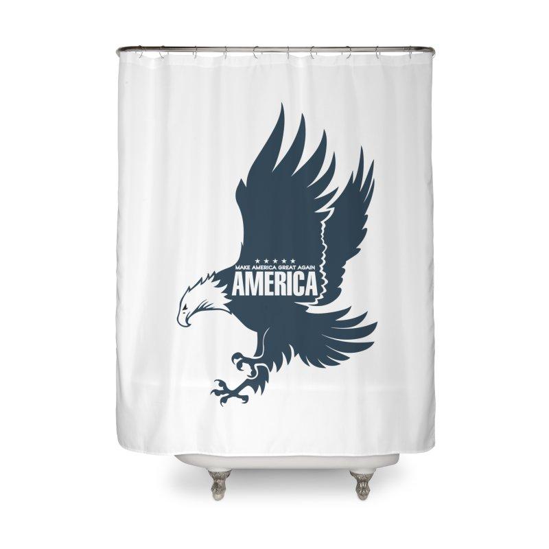 Make America Great Again Eagle, USA