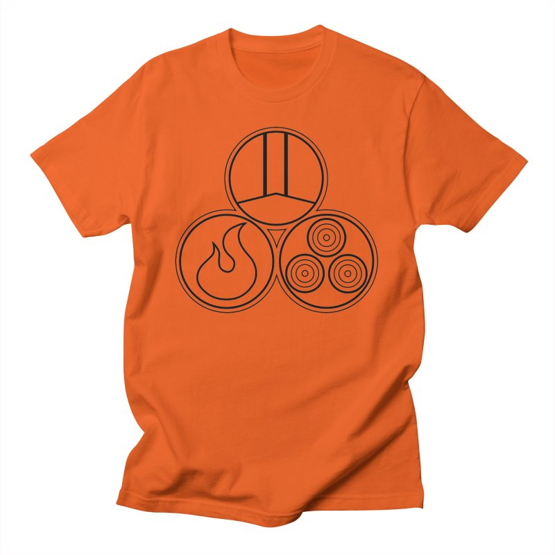 Fat Fueled Family Apparel Men's T-Shirt by Fat Fueled Family's Artist Shop