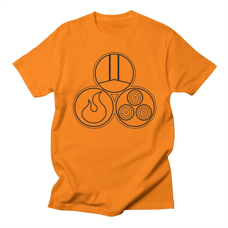 Fat Fueled Family Apparel Men's Regular T-Shirt by Fat Fueled Family's Artist Shop