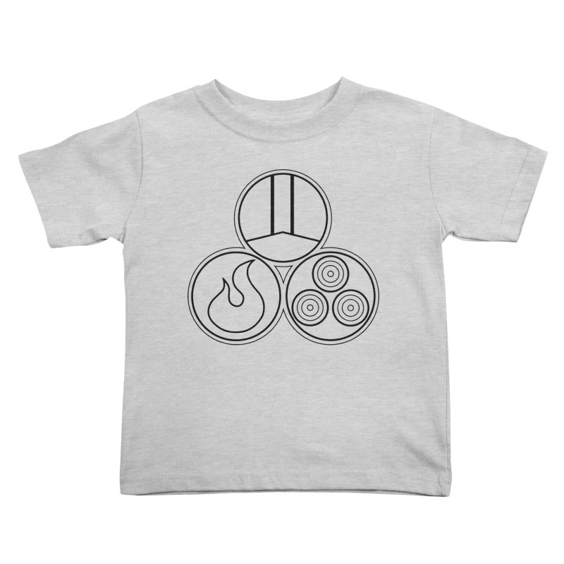 Fat Fueled Family Apparel Kids Toddler T-Shirt by Fat Fueled Family's Artist Shop