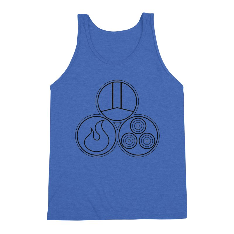 Fat Fueled Family Apparel Men's Tank by Fat Fueled Family's Artist Shop