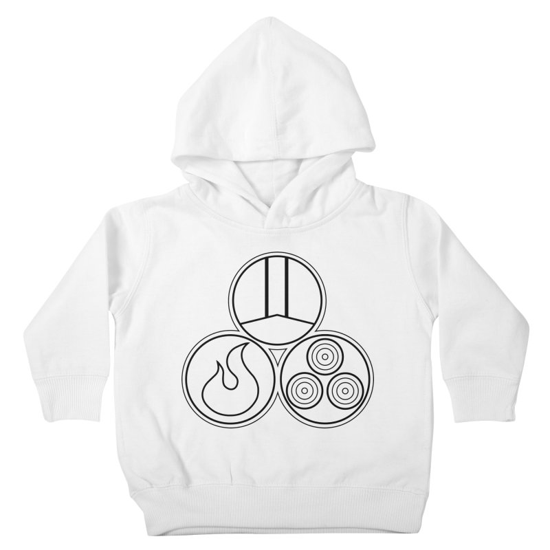 Fat Fueled Family Apparel Kids Toddler Pullover Hoody by Fat Fueled Family's Artist Shop