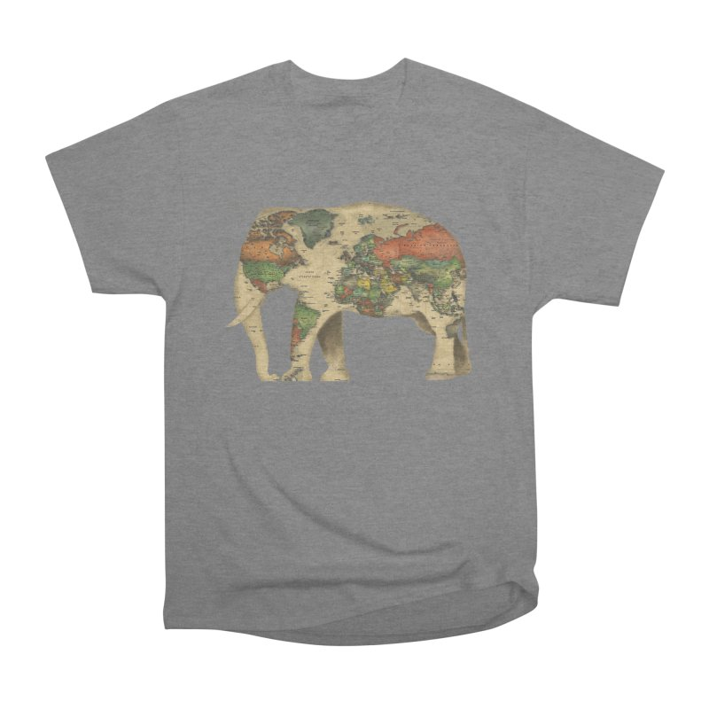 save the elephants Women's T-Shirt by Fathi