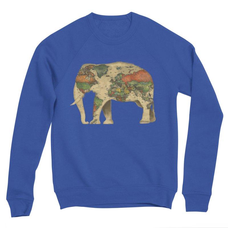 save the elephants Women's Sweatshirt by Fathi