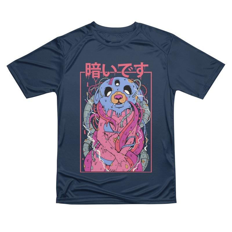 Kurai Desu Women's Performance Unisex T-Shirt by Fathi