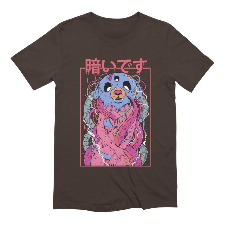 Kurai Desu Men's Extra Soft T-Shirt by Fathi