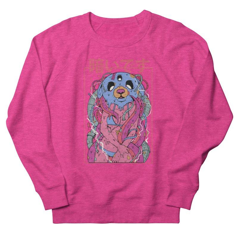 Kurai Desu Women's French Terry Sweatshirt by Fathi