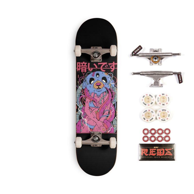 Kurai Desu Accessories Complete - Pro Skateboard by Fathi
