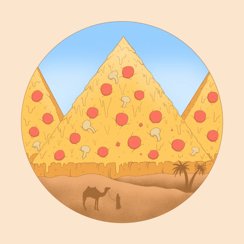 Pizzamids by Fathi