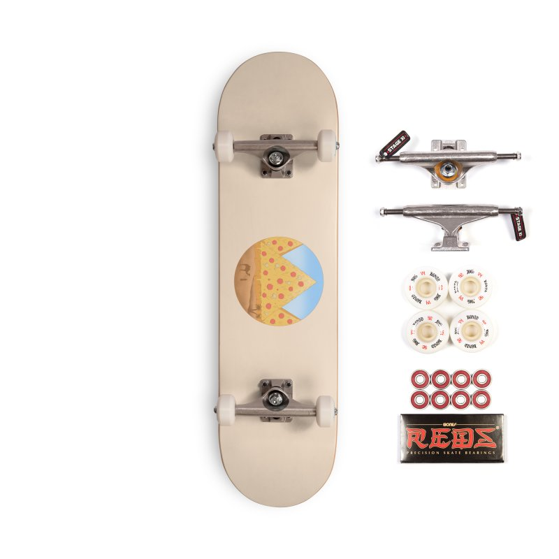 Pizzamids Accessories Complete - Pro Skateboard by Fathi