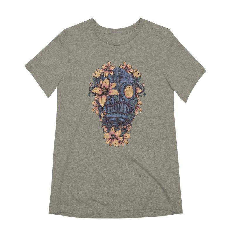 Beautiful Apocalypse Women's Extra Soft T-Shirt by Fathi