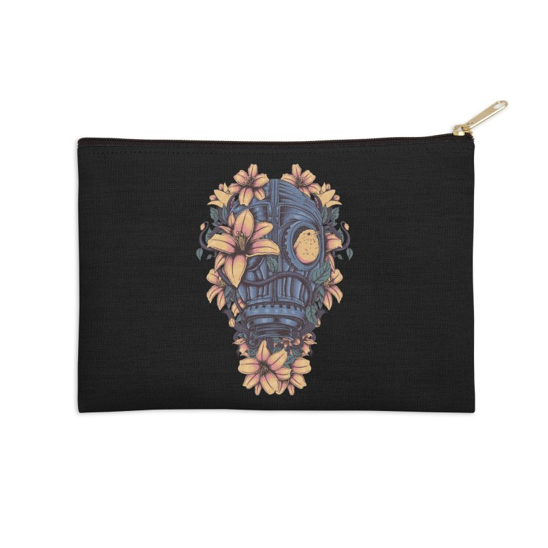 Beautiful Apocalypse Accessories Zip Pouch by Fathi