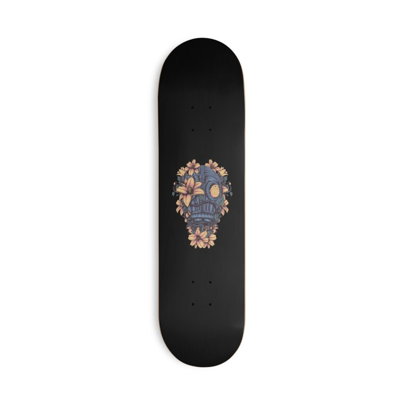 Beautiful Apocalypse Accessories Deck Only Skateboard by Fathi