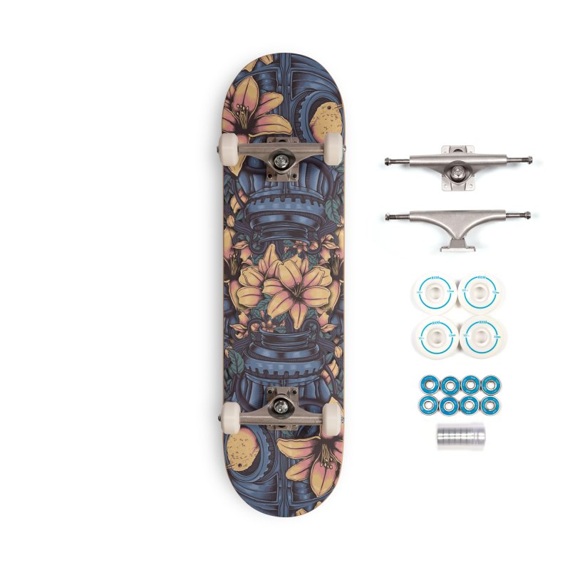 Beautiful Apocalypse Accessories Skateboard by Fathi