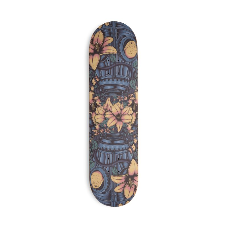 Beautiful Apocalypse Accessories Skateboard by Fathi