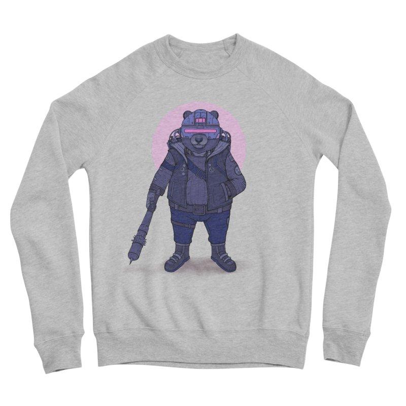 Cybear Punk Women's Sponge Fleece Sweatshirt by Fathi