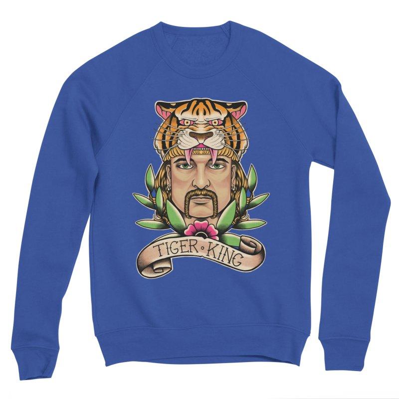 Tiger King Women's Sweatshirt by Fathi