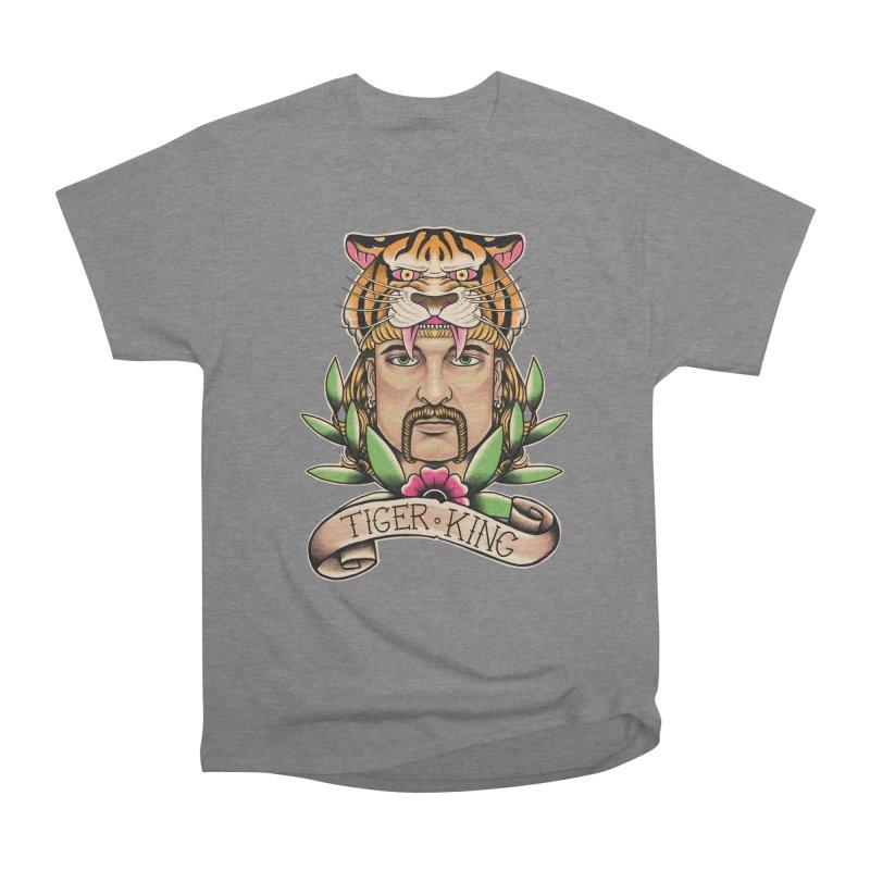 Tiger King Women's T-Shirt by Fathi
