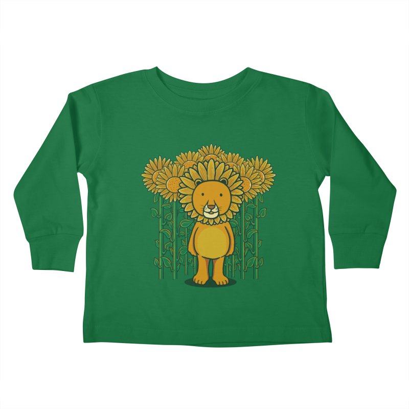 Camouflage Kids Toddler Longsleeve T-Shirt by Fathi