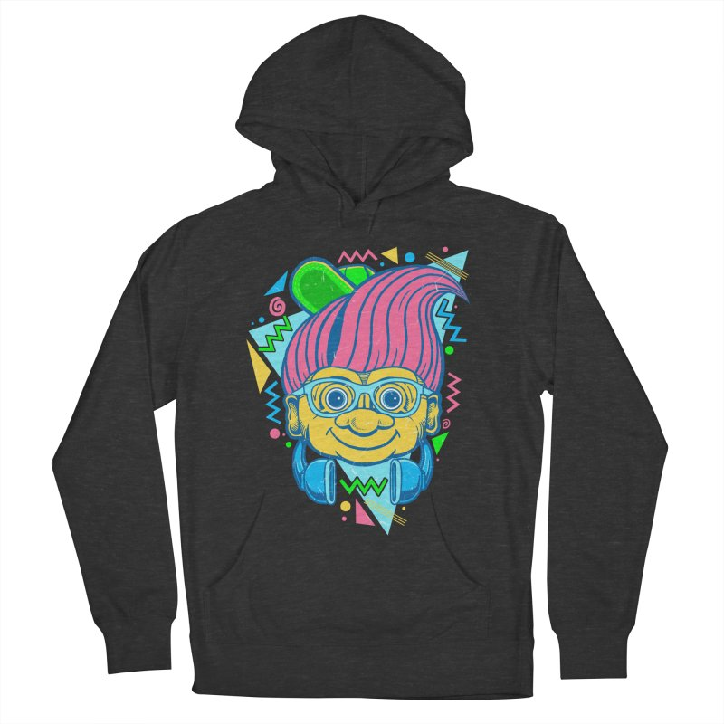 Hip Troll Men's Pullover Hoody by Fathi