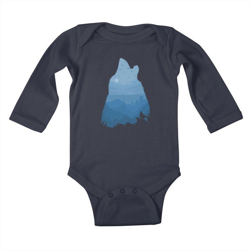 G O T Kids Baby Longsleeve Bodysuit by Fathi