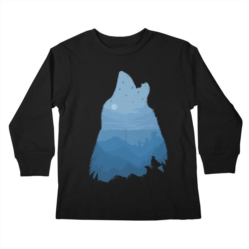 G O T Kids Longsleeve T-Shirt by Fathi