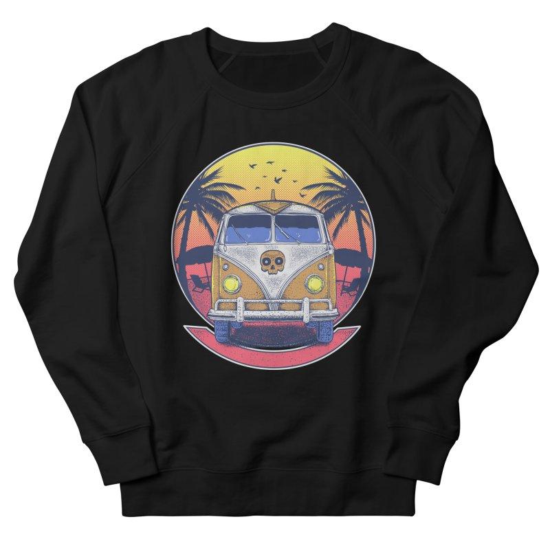 Beach Van Women's Sweatshirt by Fathi