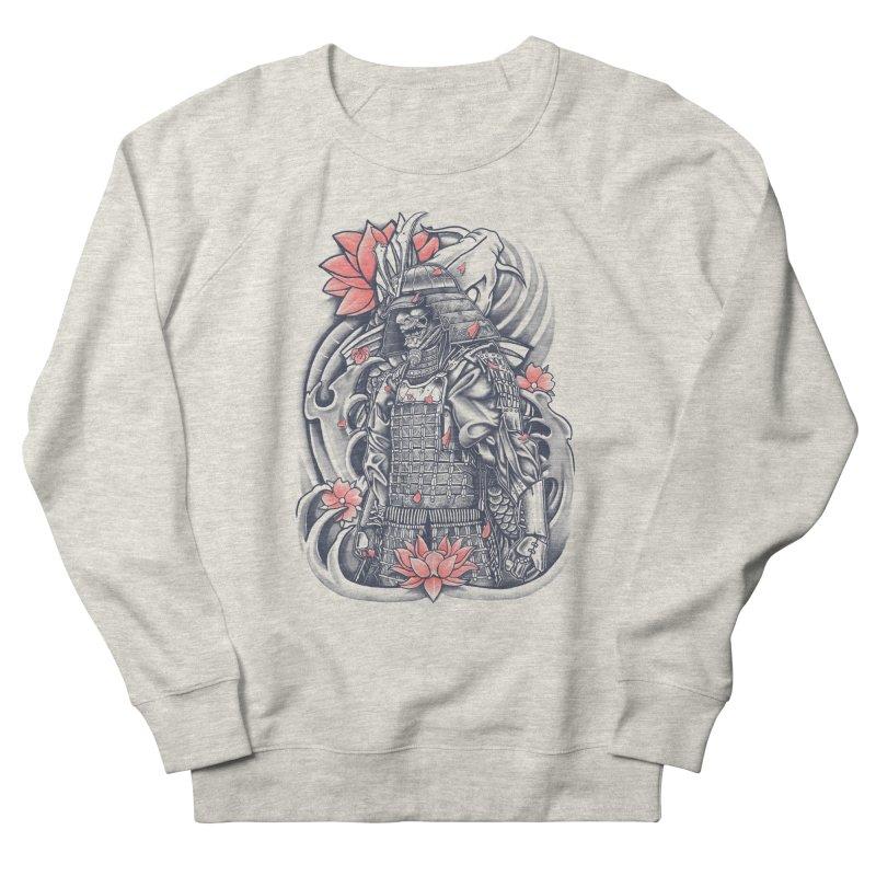 Warrior Men's Sweatshirt by Fathi