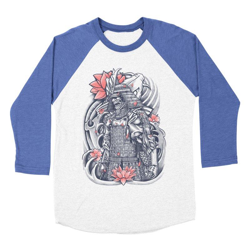 Warrior Women's Baseball Triblend Longsleeve T-Shirt by Fathi