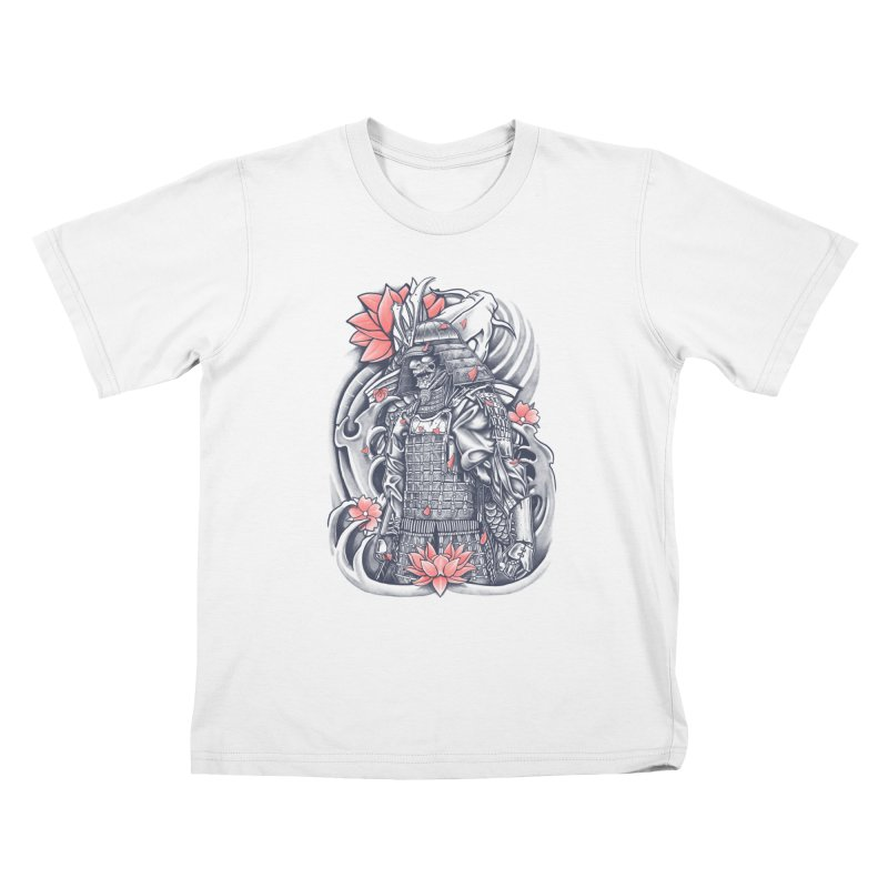 Warrior Kids T-shirt by Fathi