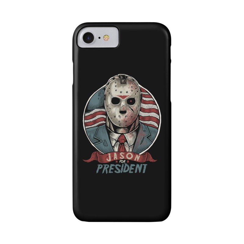 Jason For President Accessories Phone Case by Fathi