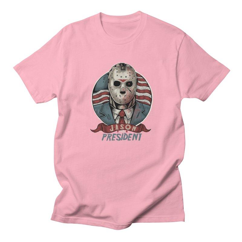 Jason For President Women's Regular Unisex T-Shirt by Fathi