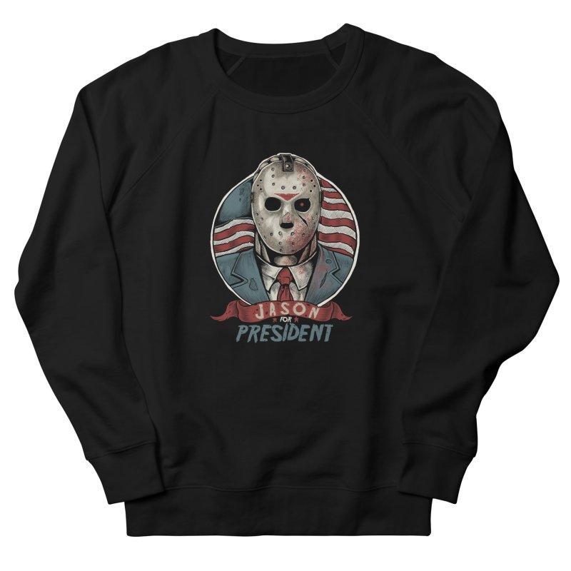 Jason For President Men's Sweatshirt by Fathi