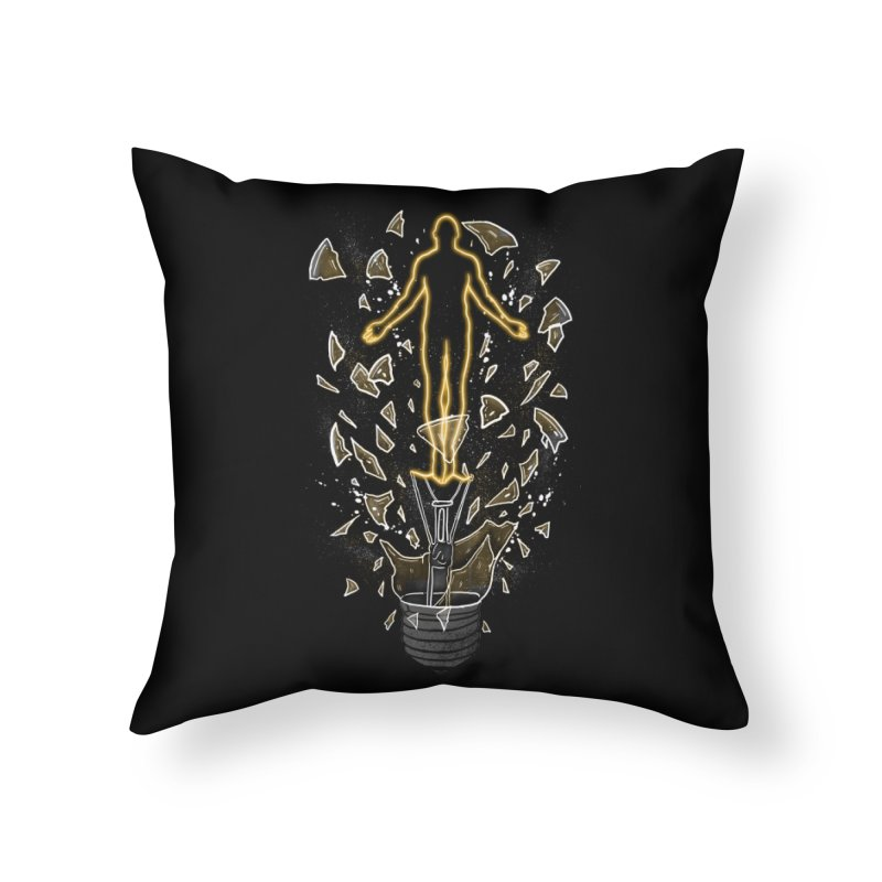 How To Save a Life Home Throw Pillow by Fathi