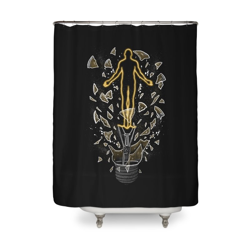 How To Save a Life Home Shower Curtain by Fathi