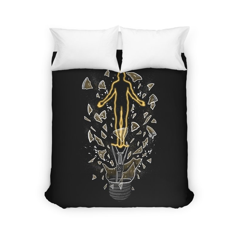 How To Save a Life Home Duvet by Fathi