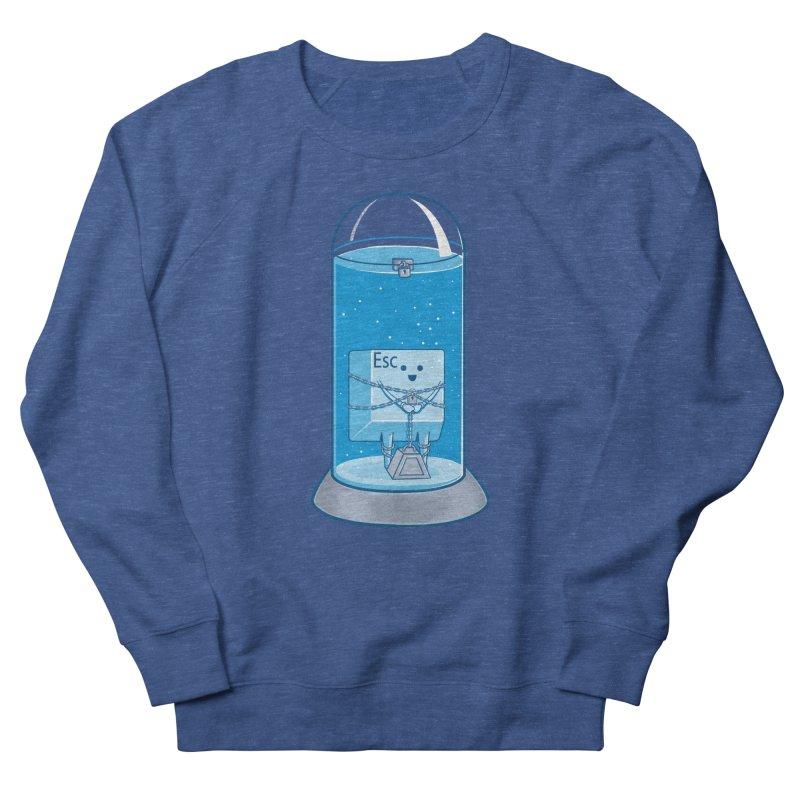 Escape Artist Men's Sweatshirt by Fathi
