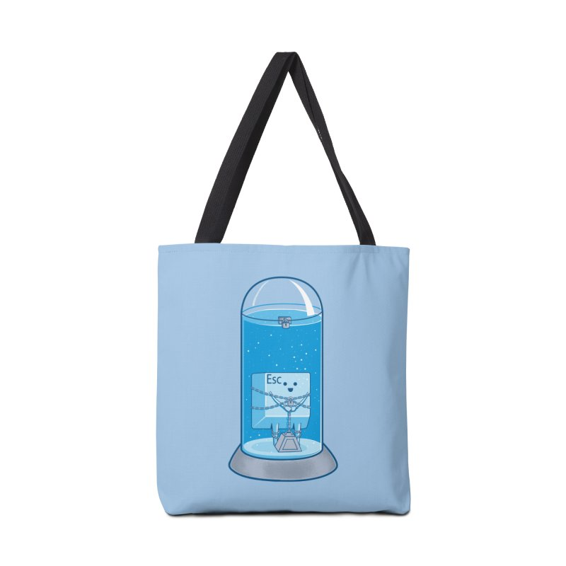 Escape Artist Accessories Tote Bag Bag by Fathi