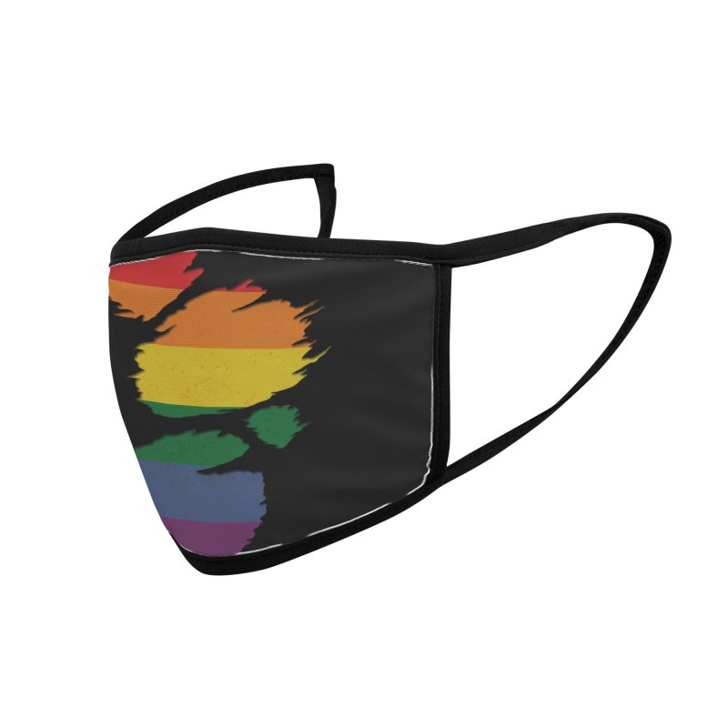LGBT Inside Accessories Face Mask by Fathi