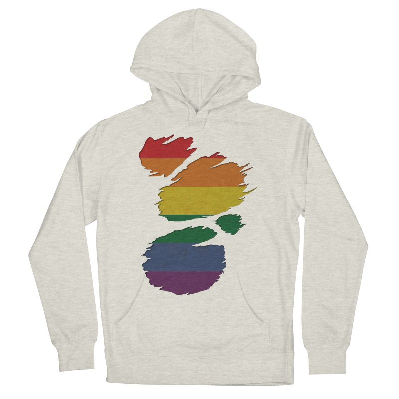 LGBT Inside Women's Pullover Hoody by Fathi