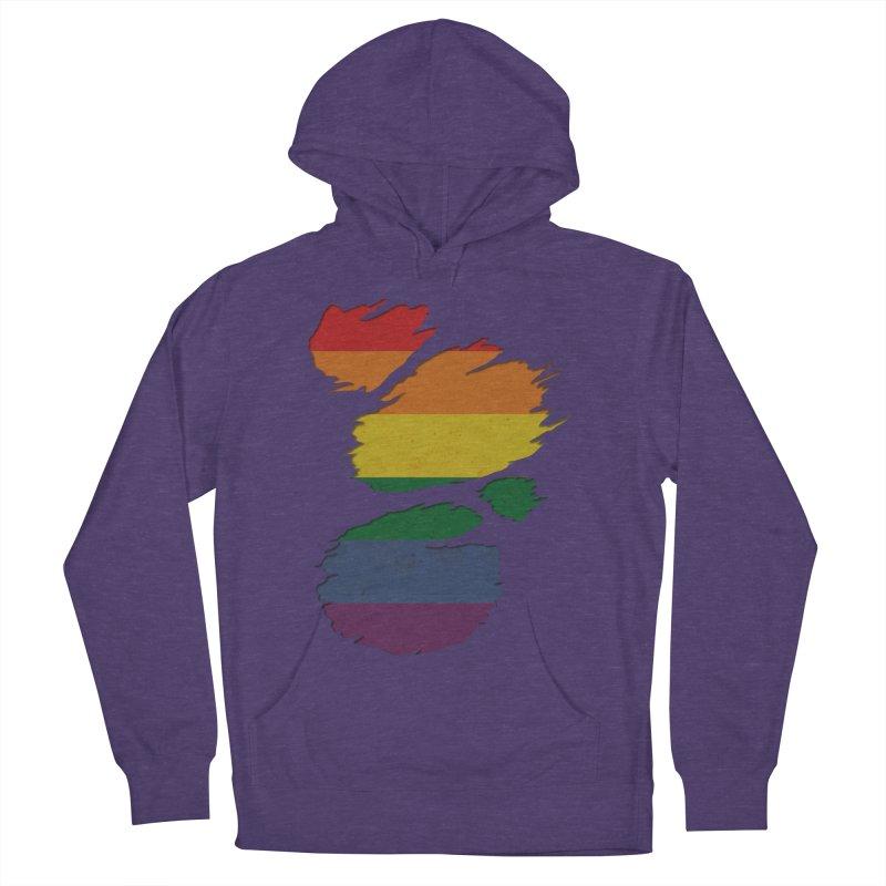 LGBT Inside Men's Pullover Hoody by Fathi