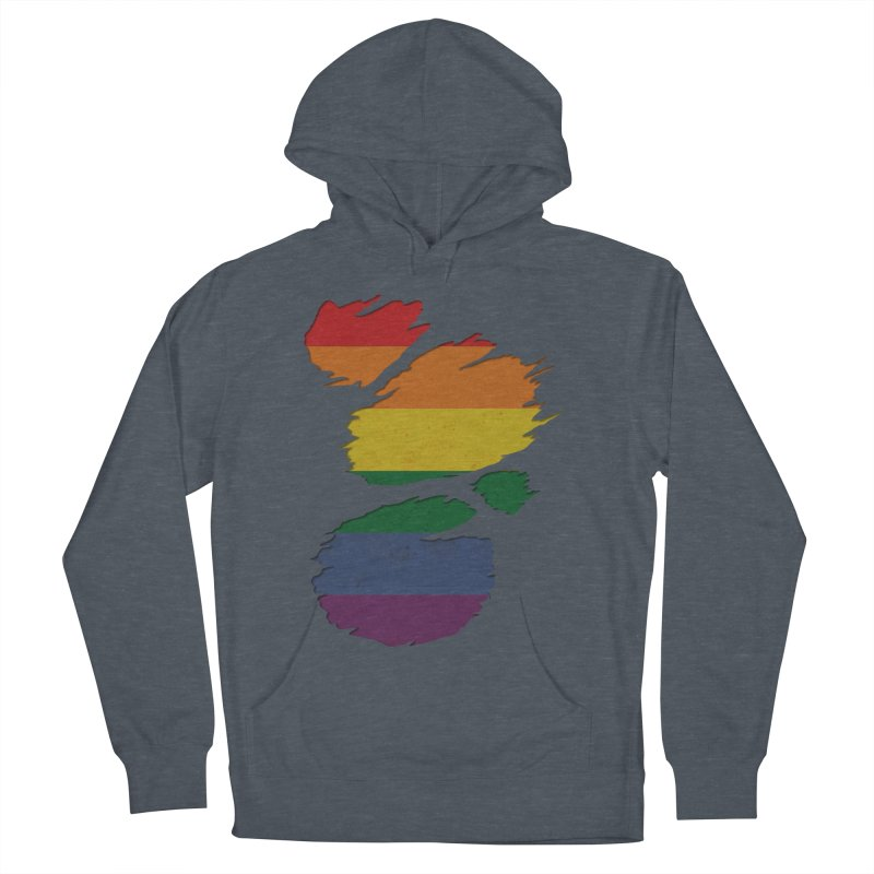 LGBT Inside Men's Pullover Hoody by Fathi